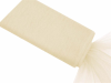 137.16cm x 36.5m Tulle Fabric Bolt - Ivory