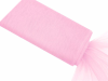 137.16cm x 36.5m Tulle Fabric Bolt - Pink