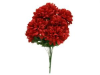 14 Chrysanthemum Mum Balls - Red