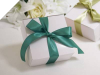 10 x 10 x 5cm Cake Box - White -25pc