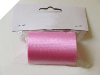 Car Ribbon (Waterproof) - Pink