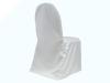 Stretch Scuba Chair Covers - WHITE
