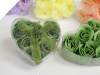 Heart Rose Soap Petals-Willow