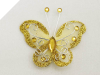 Bewitching Butterfly - Gold