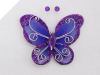 Bewitching Butterfly - Purple