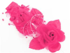 Headpiece-Fuchsia/Hot Pink-1/pk