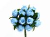 Rose Bud-Baby Blue.144/pk