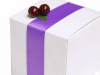 2.22cm Grosgrain-Purple
