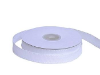 1.58cm Stitched Grosgrain - White