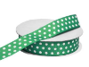 2.22cm Polka Dot Ribbon-Hunter