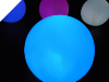 Floating LED Light Ball - Blue