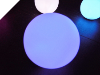 Floating LED Light Ball - Purple/Lavender