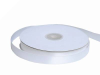 1.58cm Satin Ribbon - White