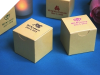 Personalized Ivory Box - 100 Count