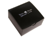 Personalized Cake Box - Black - 100 pcs