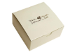Personalized Cake Box - Ivory - 100 pcs