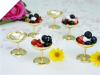 Champagne Cups-Gold-12/pk
