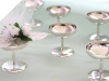 Champagne Cups-Silver-12/pk