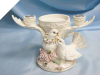 Dove Unity Candle Holder