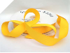 2.22cm x 45.72metres Grosgrain - Yellow