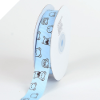 Little Bear Grosgrain Ribbon - Blue