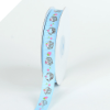 Cup Cake Grosgrain Ribbon - Blue