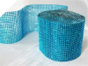 Diamond Jewel Wrap - Turquoise - 9.14m Roll