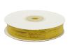 1.58cm Metallic Ribbon - Gold