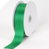 3.81 cm Satin Ribbon-Emerald Green