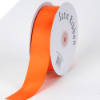 3.81 cm Satin Ribbon-Orange