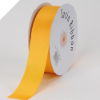 3.81 cm Satin Ribbon-Yellow (Bright)