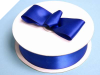 3.81 cm Satin Ribbon-Royal Blue