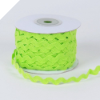 10mm Ric Rac - Apple Green
