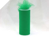 15.24cm x 22.86m Tulle Roll - Emerald Green