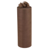 30.48cm x 91.44m Tulle Roll - Chocolate