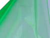 Organza wrap 147.32cm x 9.14m - Apple Green