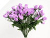 Mini Rose Buds - Lavender 1-bunch
