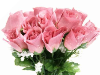 Silk Rose Buds - Mauve 1-bunch