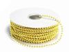 3mm String Beads-Gold-21.94m
