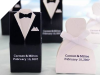 Personalized Formal Boxes - 100 Count