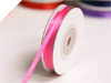 0.31cm Satin Ribbon-Fuchsia/Hot Pink 91metres