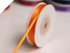 0.31 cm Satin Ribbon-Orange