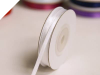0.31 cm Satin Ribbon-White 91metres