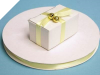 0.95 cm Satin Ribbon-Yellow (Light)