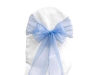 Periwinkle Chair Sash
