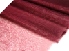 137.16cm x 36.5m Organza Fabric Bolt - Burgundy