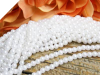 6mm Pearls - White