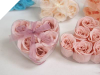 Heart Rose Soap Petals-Mauve