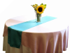 Satin Table Runner - 25 colours available