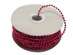 3mm String Beads-Red-21.94m